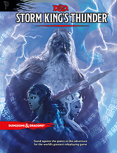 DUNGEONS & DRAGONS: Storm King's Thunder 5E