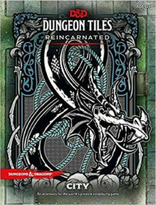 DUNGEONS & DRAGONS: Dungeon Tiles Reincarnated (City)