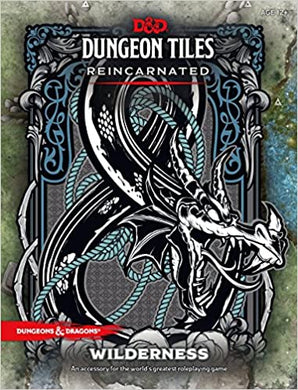 DUNGEONS & DRAGONS: Dungeon Tiles Reincarnated (Wilderness)