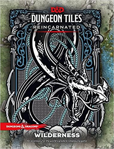 DUNGEONS & DRAGONS: Dungeon Tiles Reincarnated (Wilderness) - Linebreakers