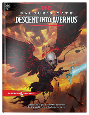 DUNGEONS & DRAGONS: Balder's Gate Decent into Avernus 5E