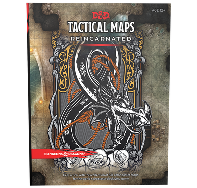 DUNGEONS & DRAGONS: Tactical Maps Reincanated