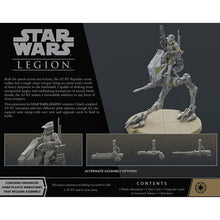 Load image into Gallery viewer, Star Wars: Legion - Republic AT-RT Unit Expansion - Linebreakers