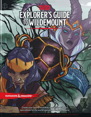 DUNGEONS & DRAGONS: Explorer's Guide to Wildemount 5E