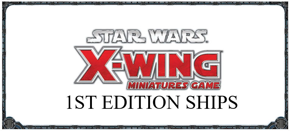 Star Wars X-Wing: Purple Bases & Pegs