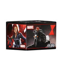Load image into Gallery viewer, MARVEL HEROCLIX BLACK WIDOW MOVIE WITH MOTORCYCLE