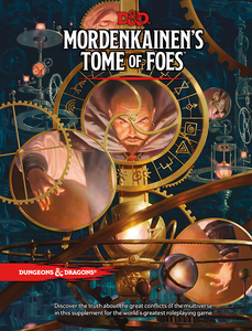 DUNGEONS & DRAGONS: Mordenkainen's Tome of Foes  5E