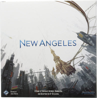 ANDROID NEW ANGELES BOARD GAME