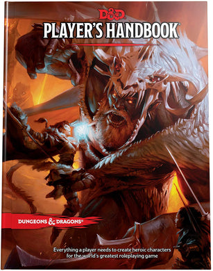DUNGEONS & DRAGONS: Players Handbook 5E
