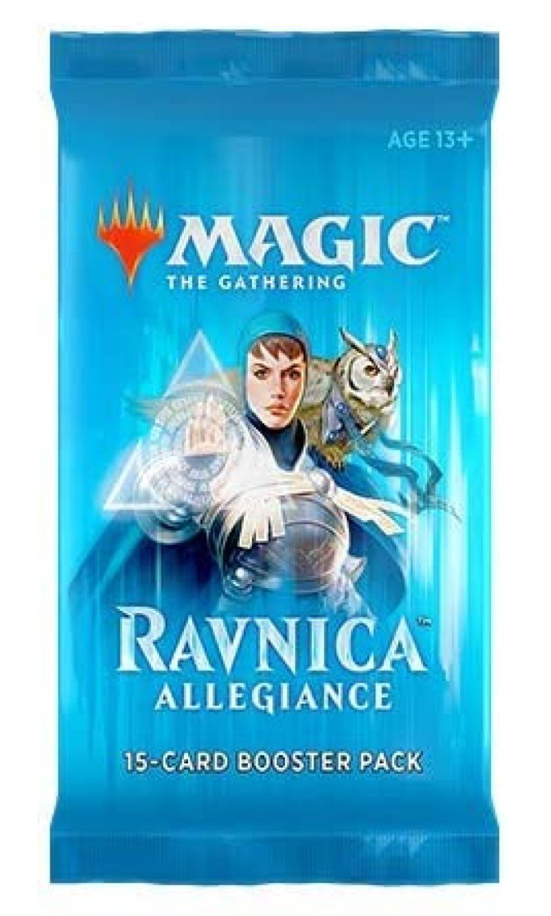 MTG Magic the Gathering: Ravnica Allegiance Booster 1Pack - Linebreakers