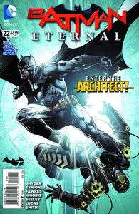 BATMAN ETERNAL #22