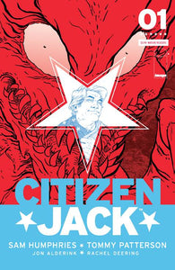 CITIZEN JACK #1 CVR A PATTERSON (MR)