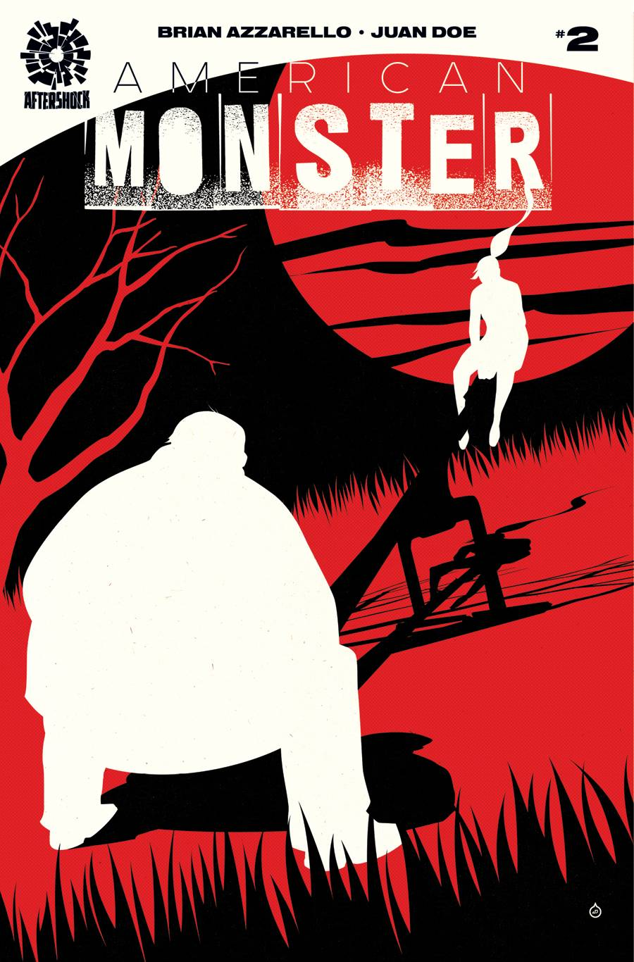 AMERICAN MONSTER #2 (MR)
