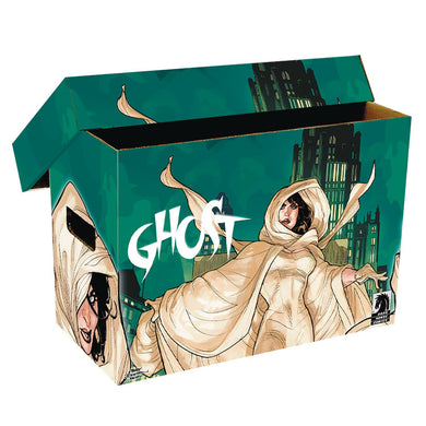 GHOST SHORT COMIC BOX