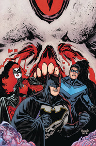 BATMAN #7 (MONSTER MEN)