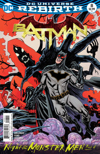 BATMAN #8 (MONSTER MEN)