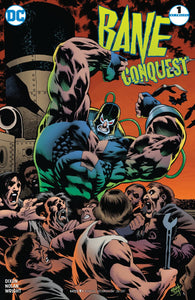 BANE CONQUEST #1 (OF 12) VAR ED