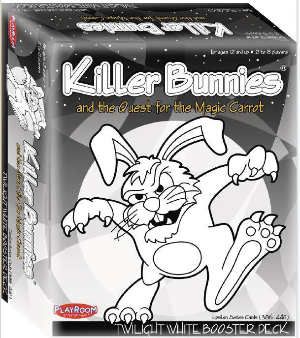 KILLER BUNNIES QUEST TWILIGHT WHITE BOOSTER (C: 0-0-1)