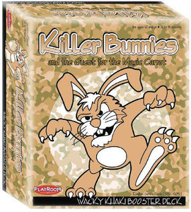 KILLER BUNNIES QUEST WACKY KHAKI BOOSTER (C: 0-0-1)