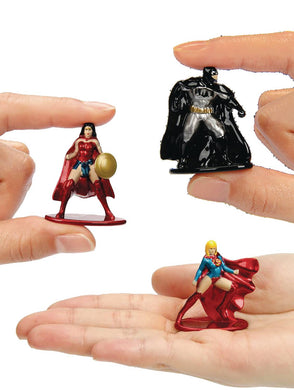 NANO METALFIGS DC SINGLE PACK WV2 ASST (Net) (C: 1-1-2)