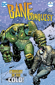 BANE CONQUEST #11 (OF 12)