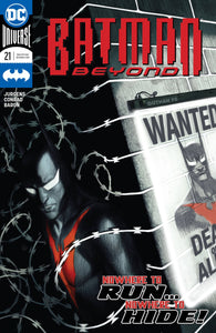 BATMAN BEYOND #21