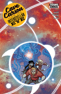 CAVE CARSON HAS AN INTERSTELLAR EYE #4 (MR)