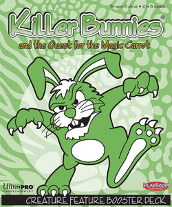 KILLER BUNNIES QUEST CREATURE FEATURE BOOSTER (C: 0-0-2)