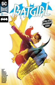 BATGIRL #25 (NOTE PRICE)