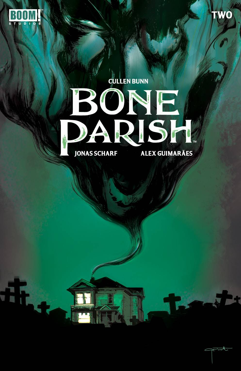 BONE PARISH #2 (OF 12)