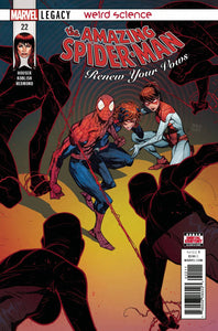 AMAZING SPIDER-MAN RENEW YOUR VOWS #22