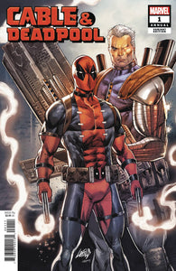 CABLE DEADPOOL ANNUAL #1 LIEFELD VAR
