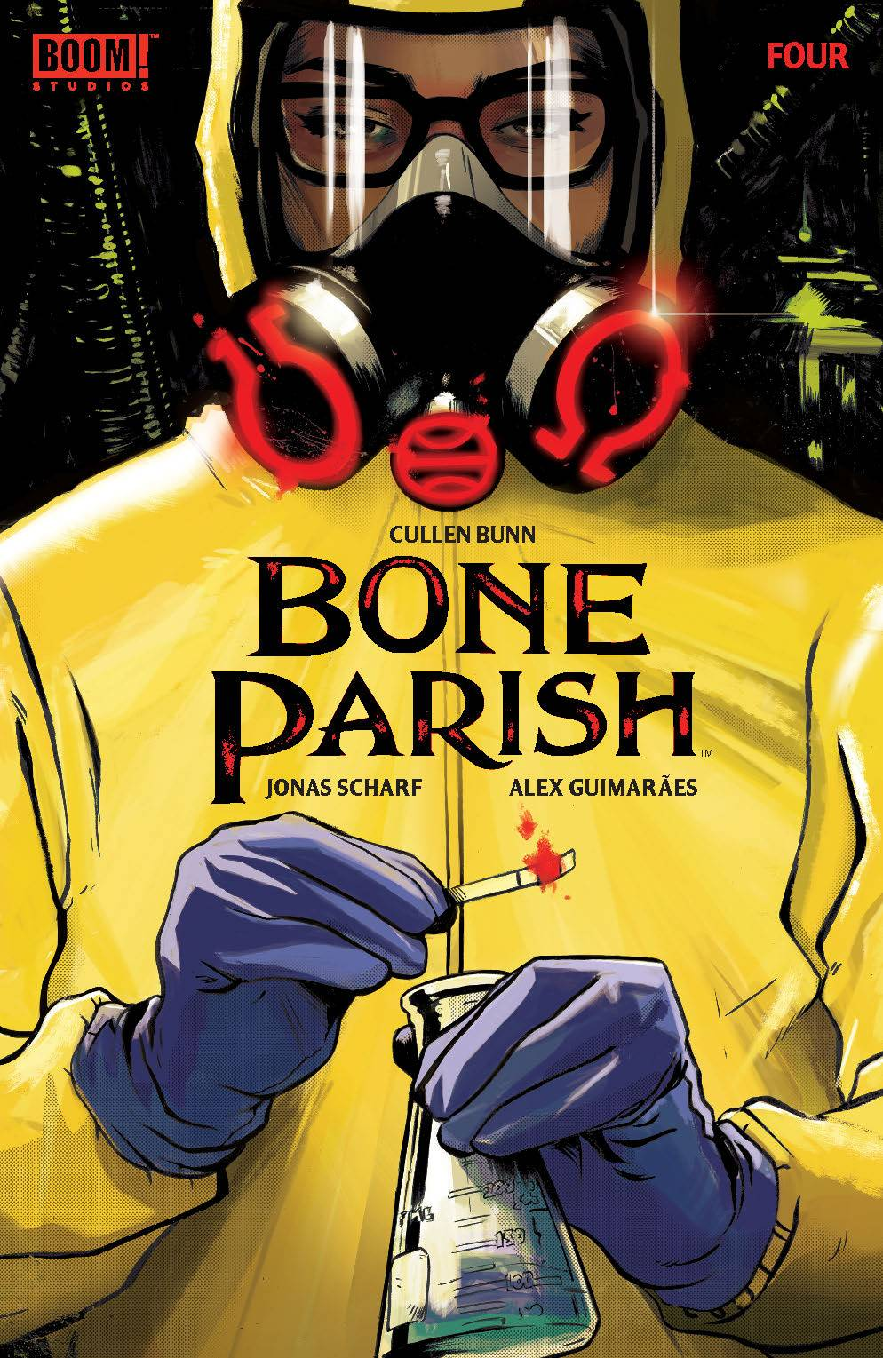 BONE PARISH #4 (OF 12)