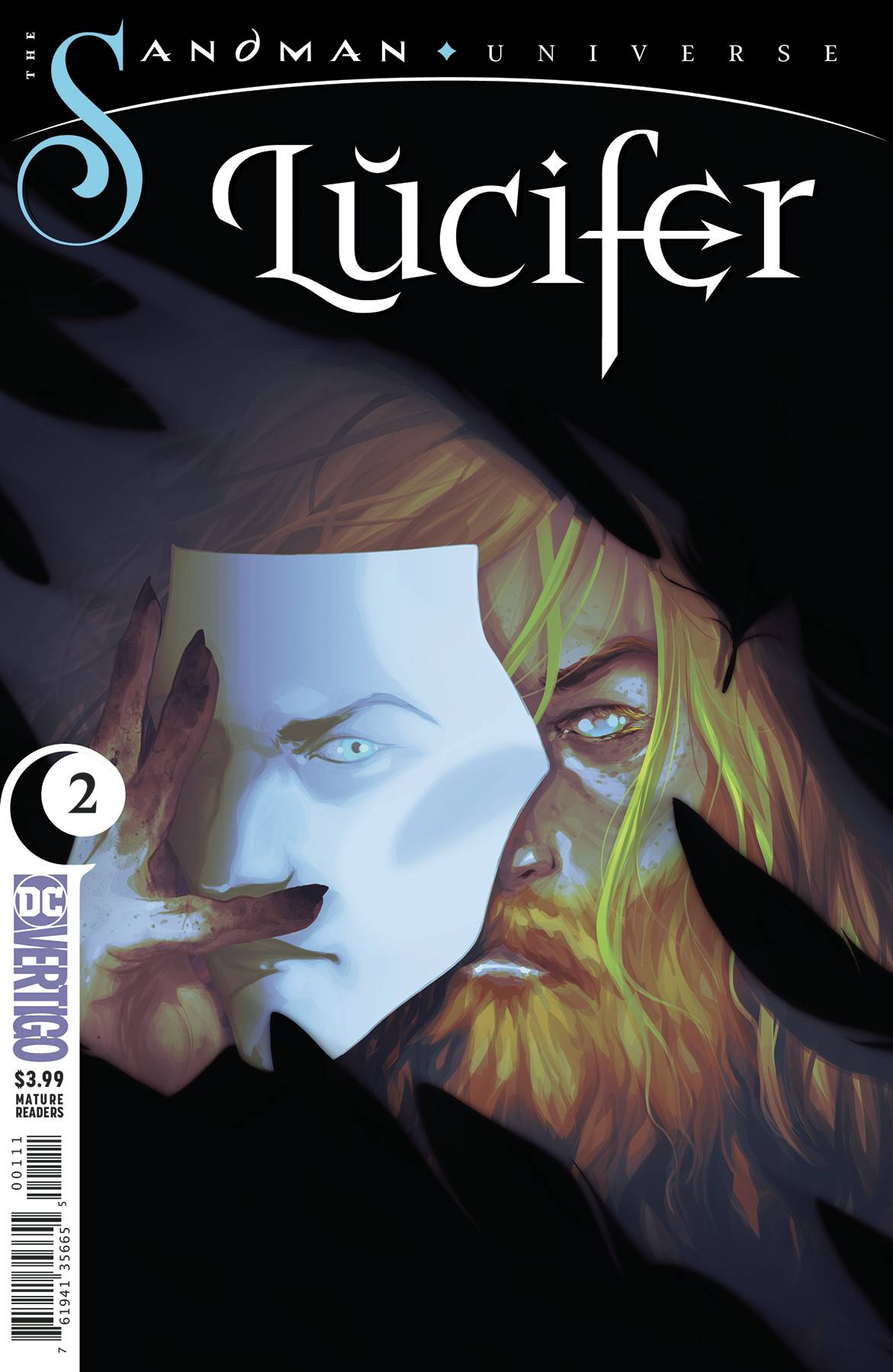 LUCIFER #2 (MR)