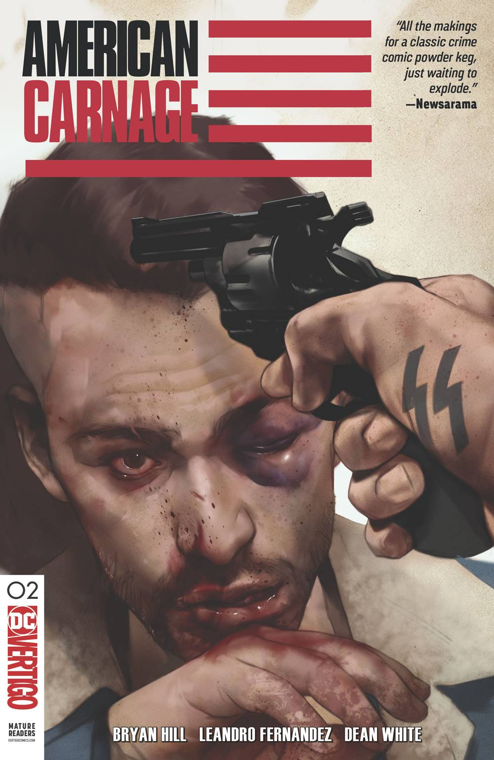 AMERICAN CARNAGE #2 (MR)