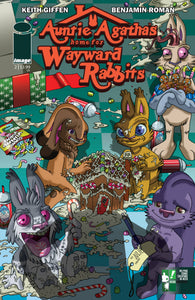 AUNTIE AGATHAS HOME FOR WAYWARD RABBITS #2 (OF 6) CVR B HERO