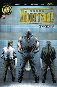 ABERRANT SEASON 2 #1 (OF 5) CVR B LEON DIAS (MR)