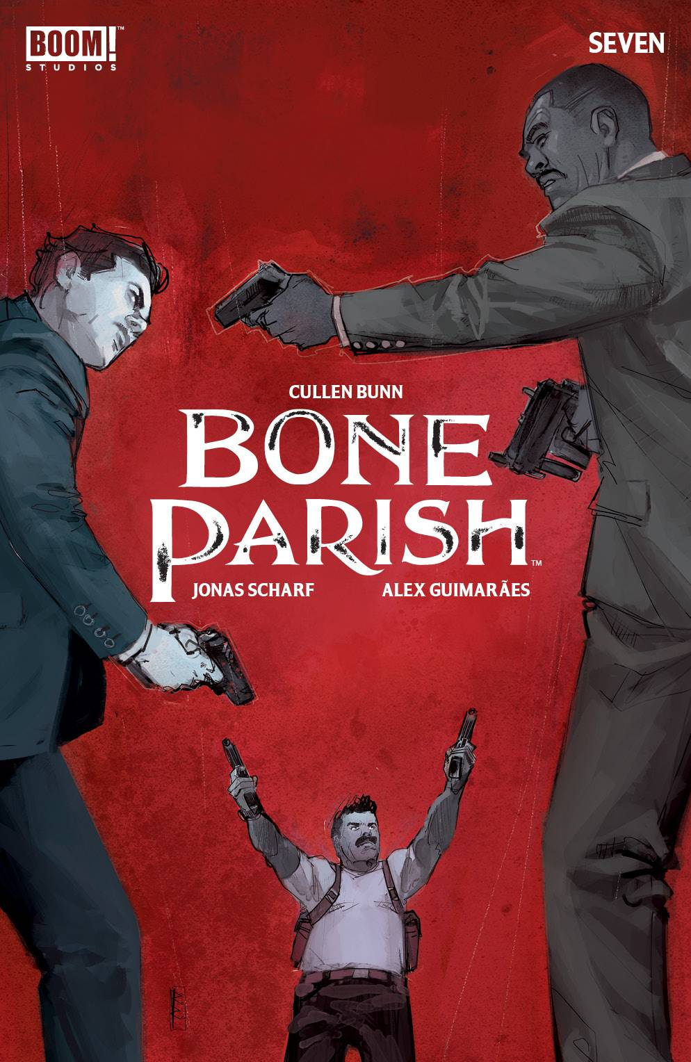 BONE PARISH #7 (OF 12)