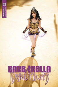 BARBARELLA DEJAH THORIS #2 CVR E COSPLAY