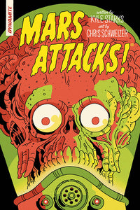 MARS ATTACKS TP