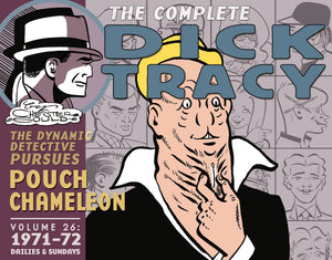 COMPLETE CHESTER GOULD DICK TRACY HC VOL 26 (C: 0-1-2)