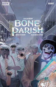 BONE PARISH #8 (OF 12)