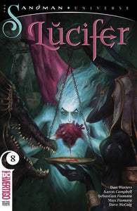 LUCIFER #8 (MR)