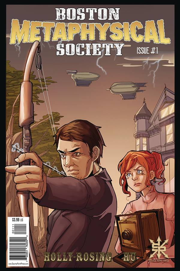 BOSTON METAPHYSICAL SOCIETY #1