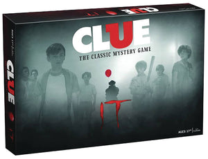 CLUE IT BOARD GAME (C: 0-1-2)