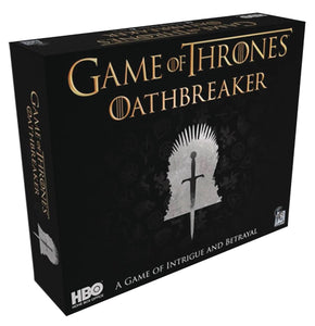 GAME OF THRONES OATHBREAKER BOARD GAME (C: 0-1-2)