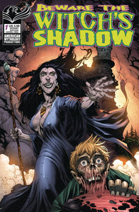 BEWARE THE WITCHS SHADOW #1 CVR B BONK
