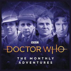 DOCTOR WHO 6TH DOCTOR MEMORIES OF TYRANT AUDIO CD (C: 0-1-0)