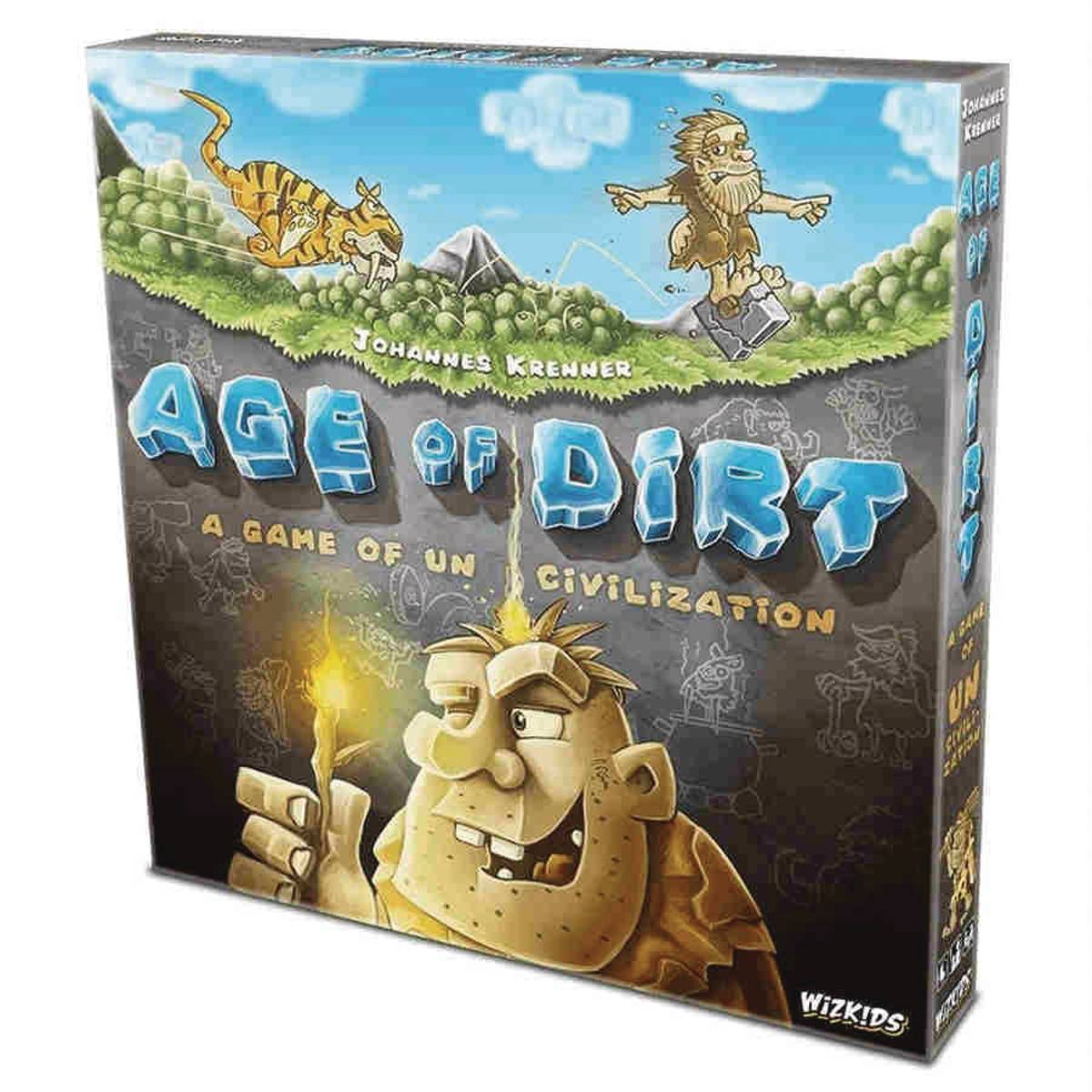 AGE OF DIRT BOARD GAME (C: 0-1-2)