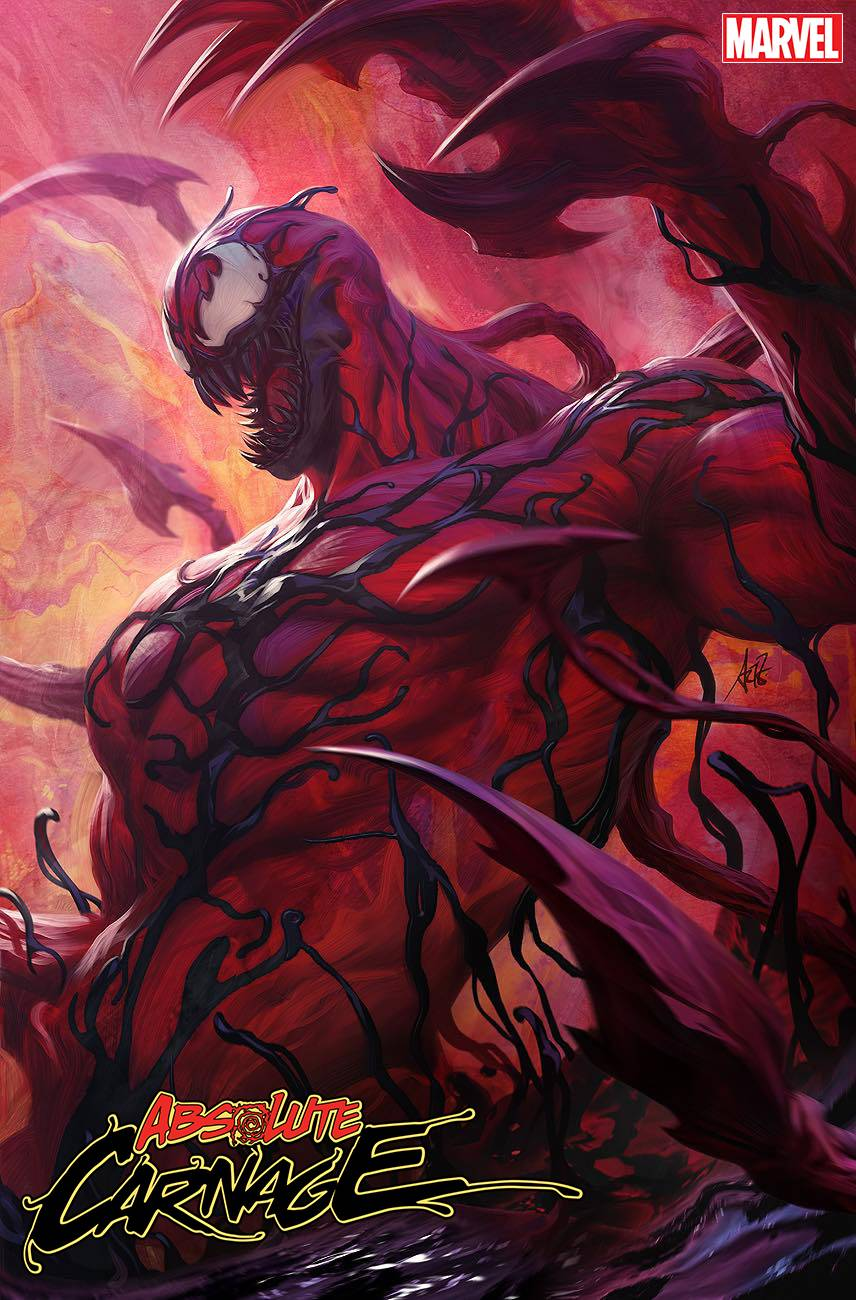 ABSOLUTE CARNAGE #1 (OF 5) ARTGERM VAR AC